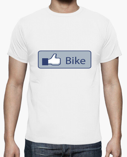T-shirt I like bike