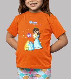 T-shirt Ikeya and The Family of Stars