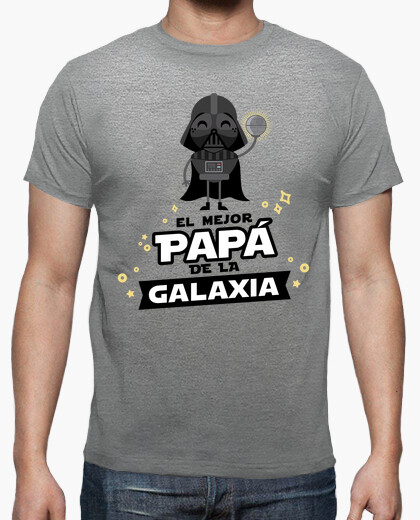 T-shirt il miglior papà dlei galesia