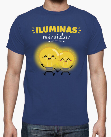 T-shirt illumini la mia vita