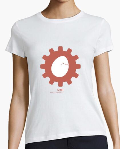 T-shirt inizio