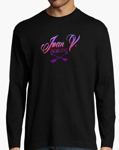 T-shirt Ivan Venerucci Italian Style
