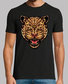 t-shirt jaguar animal jungle animali selvatici