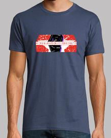 t-shirt jean pleine étoile