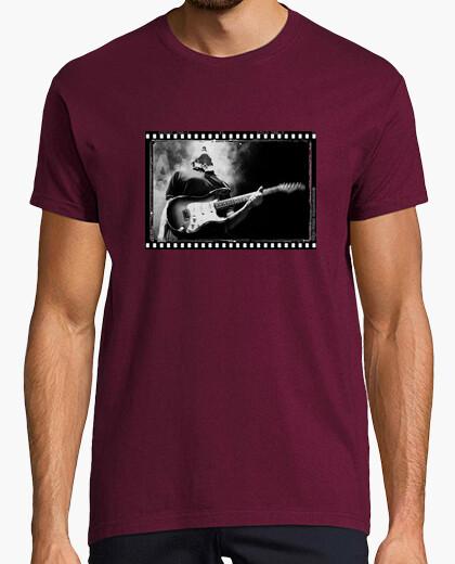 T-shirt jorge illegale - la vita è fuoco