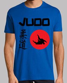 T-shirt Judo - Art Martiaux - Sport