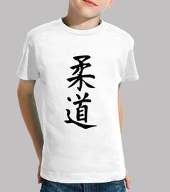 t-shirt judo - kampfsport - sport