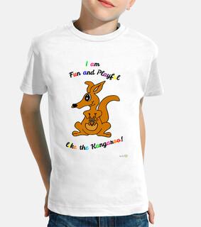 t-shirt kangaroo