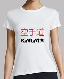 t-shirt karate - arte marziale