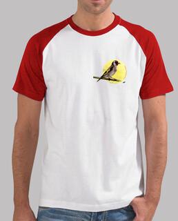 t-shirt kastanienmann