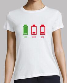 T-shirt Kids, mom, dad