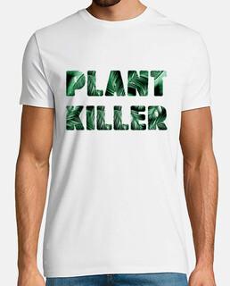 t-shirt killer plant