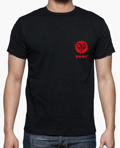 T-shirt king of hearts uomo nero
