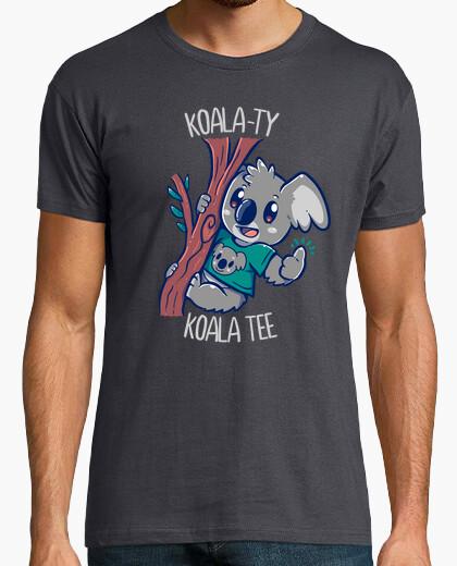 T-shirt koala-ty koala - camicia da uomo
