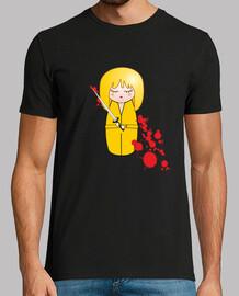 t-shirt kokeshi beatrix (bill kill)