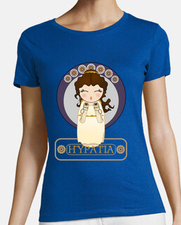 t-shirt kokeshi hypatia of alexandria