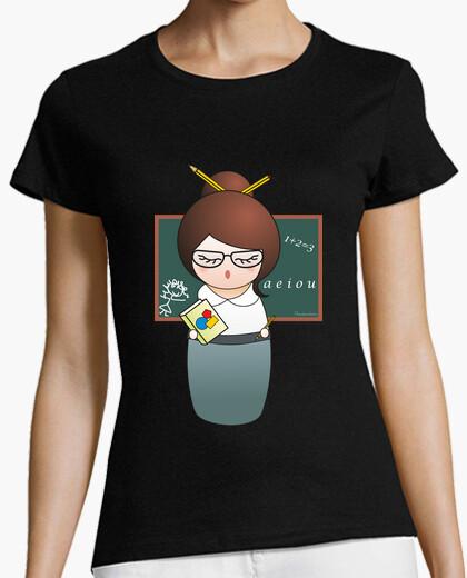 T-shirt kokeshi professore