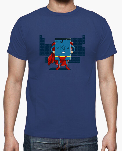 T-shirt krypton man
