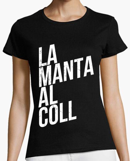 T-shirt lamantaalcoll.com