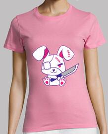 t-shirt lapin kawaii - menhera pastel got