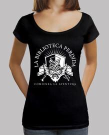 t-shirt lbp - donna