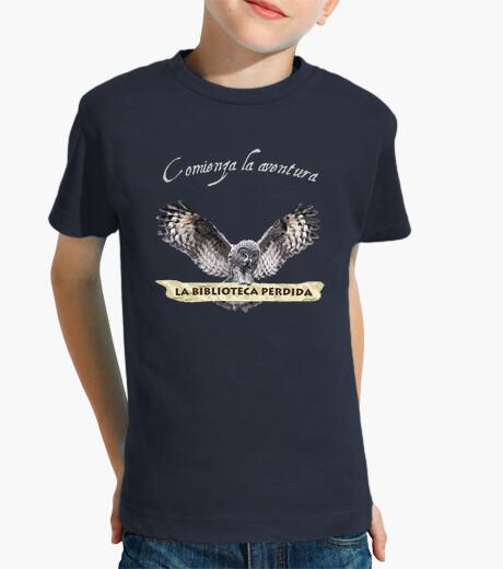 Abbigliamento bambino t-shirt lbp bambino - a breve - a maniche marina