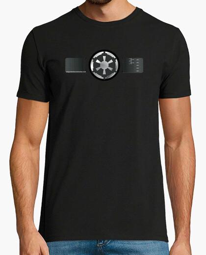 T-shirt leader nero