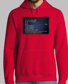 t-shirt légendaire de warcraft