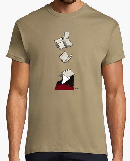 Tee-shirt t-shirt livres