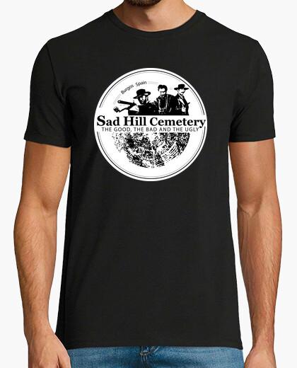 Tee-shirt t-shirt logo homme de colline triste