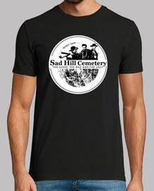 t-shirt logo homme de colline triste