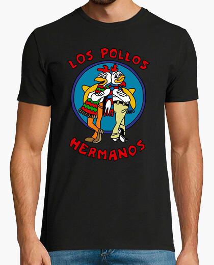 T-shirt Los pollos hermanos Breaking Bad
