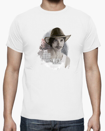 T-shirt luglio roberto malviviendo- uccidere