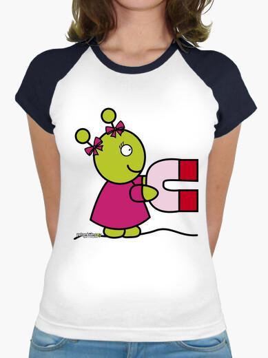 T-shirt magnet amore - ragazza