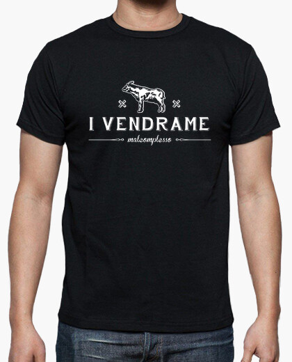 T-shirt mal-Official Vendrame