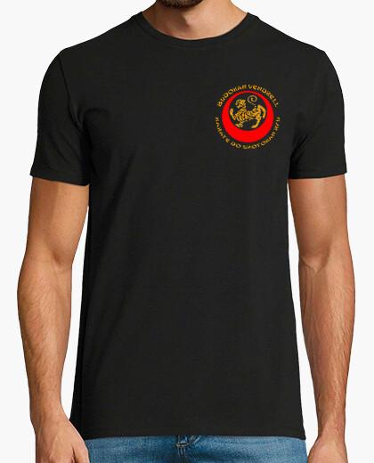 Manica Do T Shotokan Uomo Corta Karate Shirt Vendrell zMSpVGUq