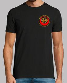 t-shirt manica corta uomo - karate do shotokan vendrell
