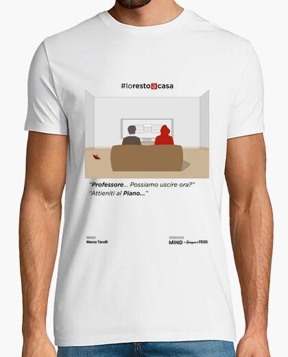 T-shirt Marco Tarulli - Casa di Carta
