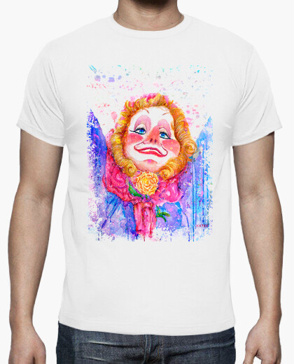 T-shirt maria jaia splash