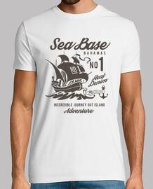 t-shirt marinaio avventuriero marino