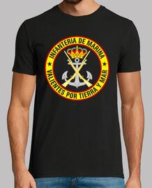 t-shirt marine infantry mod.3