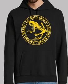 t-shirt marine phoques mod23