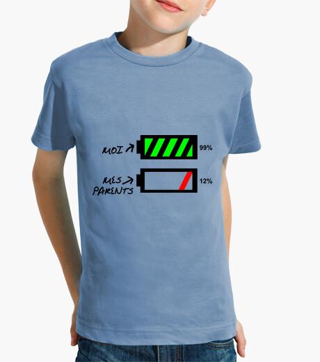 Vêtements enfant T-shirt marrant enfant, enfants
