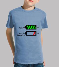 T-shirt marrant enfant, enfants