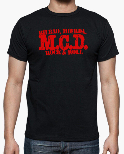 T-shirt mcd