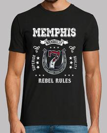t-shirt memphis tennessee rockabilly
