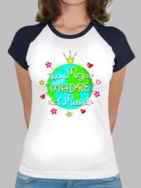 T-shirt mère - anniversaire