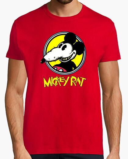 T-shirt Mickey Rat