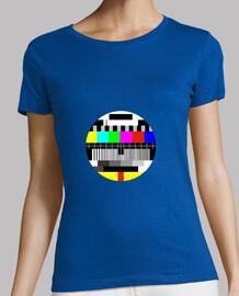 T-shirt Mire tv femme