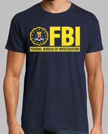 t-shirt mod.06 fbi